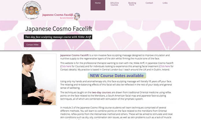 Japanese Cosmo Facelift